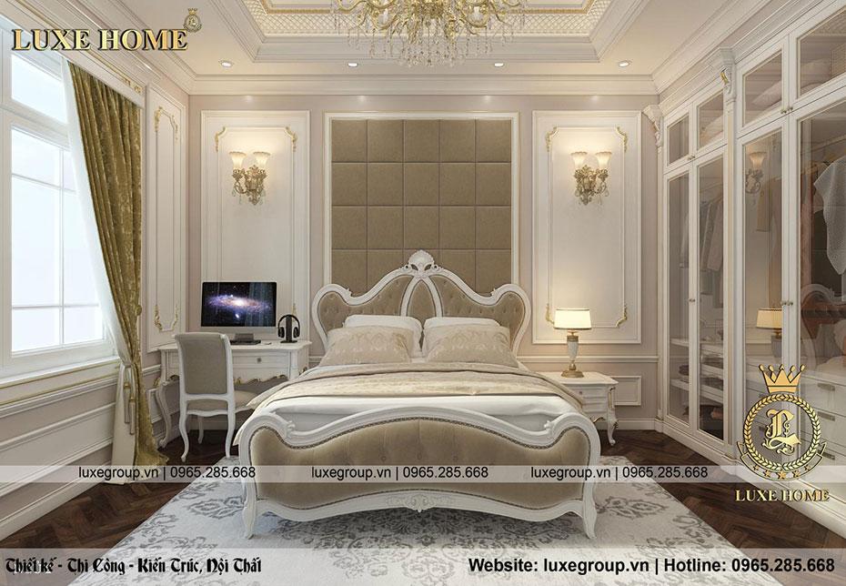 nội thất phòng ngủ đẹp nt 0156