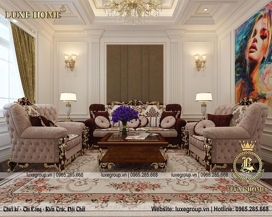 nội thất phòng khách nt 0155