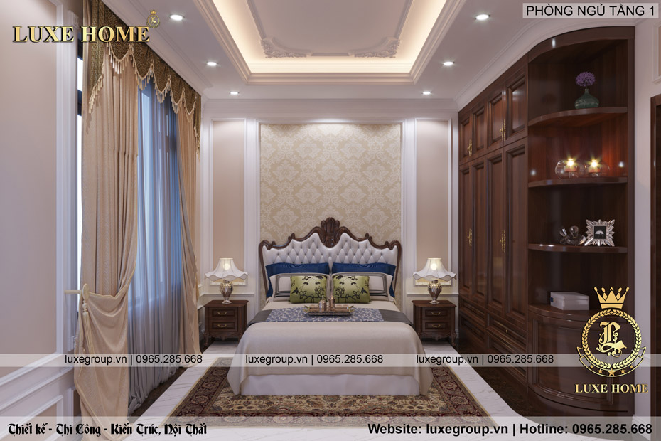 phong cách nội thất tinh tế bt 3127 06