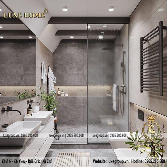 nội thất nhà tắm đẹp nt 0157