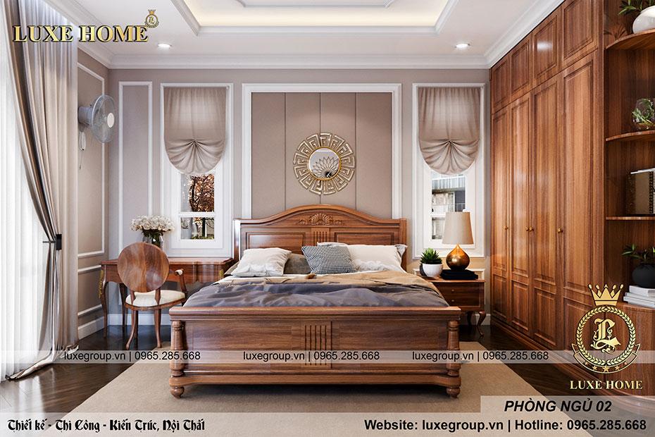 thiết kế phòng ngủ nt 0159
