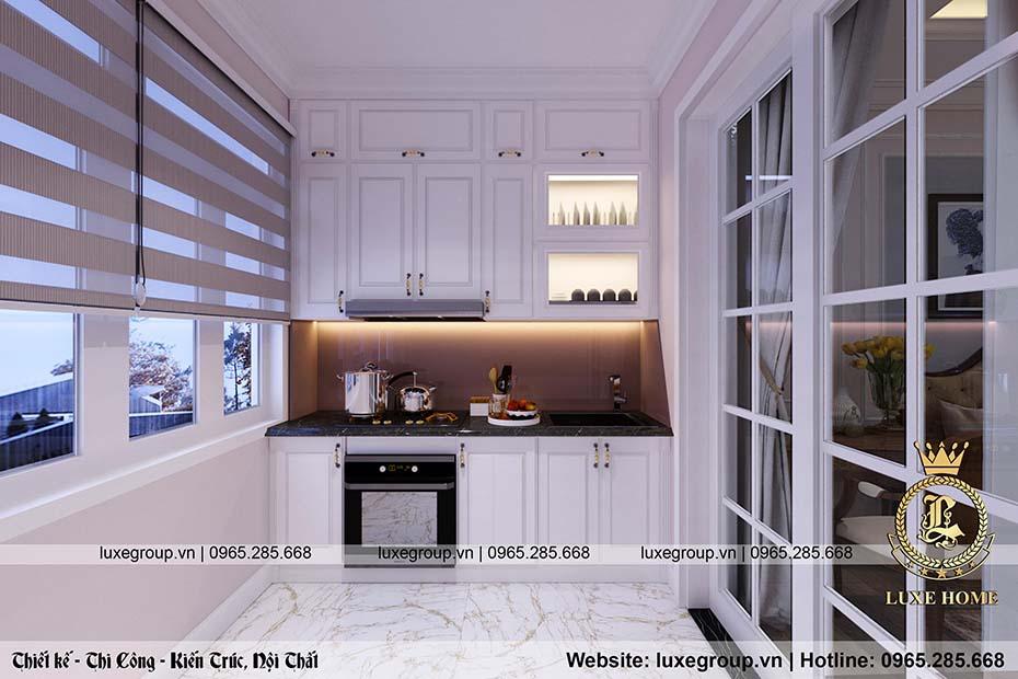 thiết kế nội thất biệt thự tân cổ điển bt 2269 03