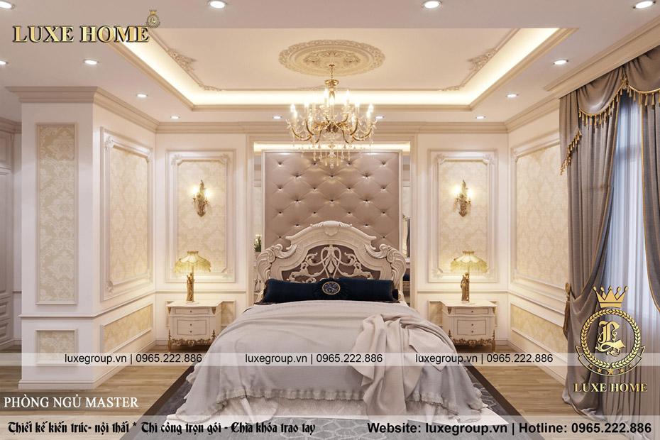 thiết kế nội thất biệt thự tân cổ điển đẹp bt 2253 07