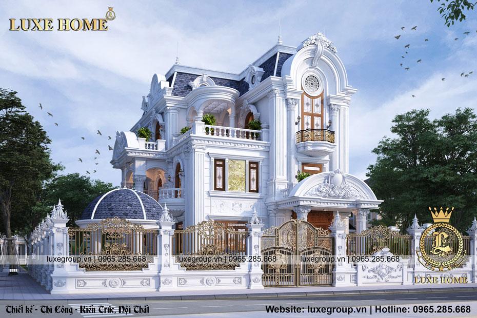 thiết kế biệt thự 3 tầng bt 3141