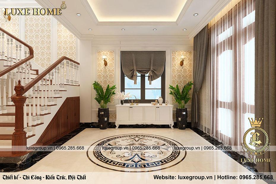 không gian giữa phòng khách và phòng bếp nt 0155
