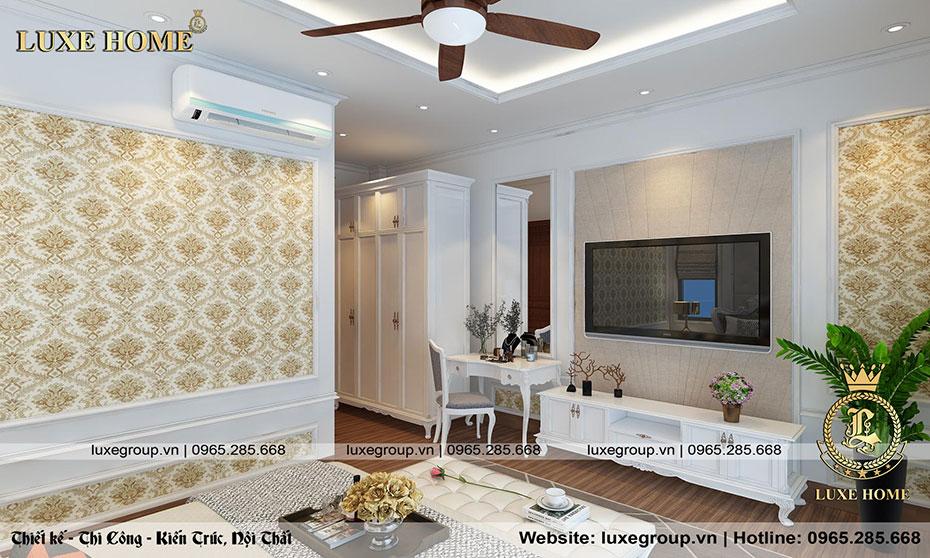 thiết kế phòng ngủ nt 0155