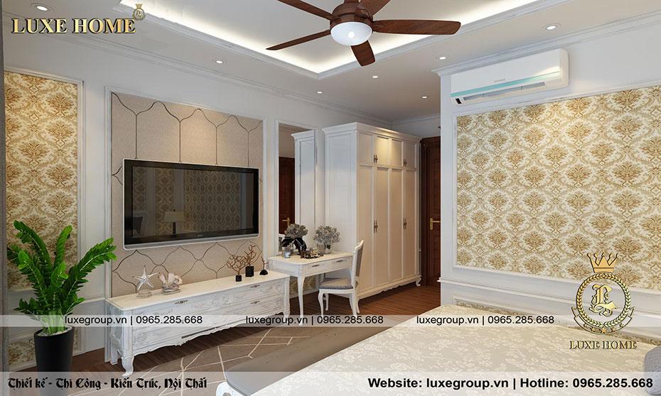Phòng ngủ tiện nghi và sang trọng nt 0155