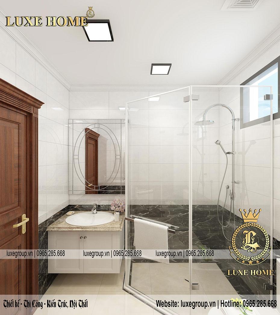 thiết kế nội thất phòng tắm nt 0155