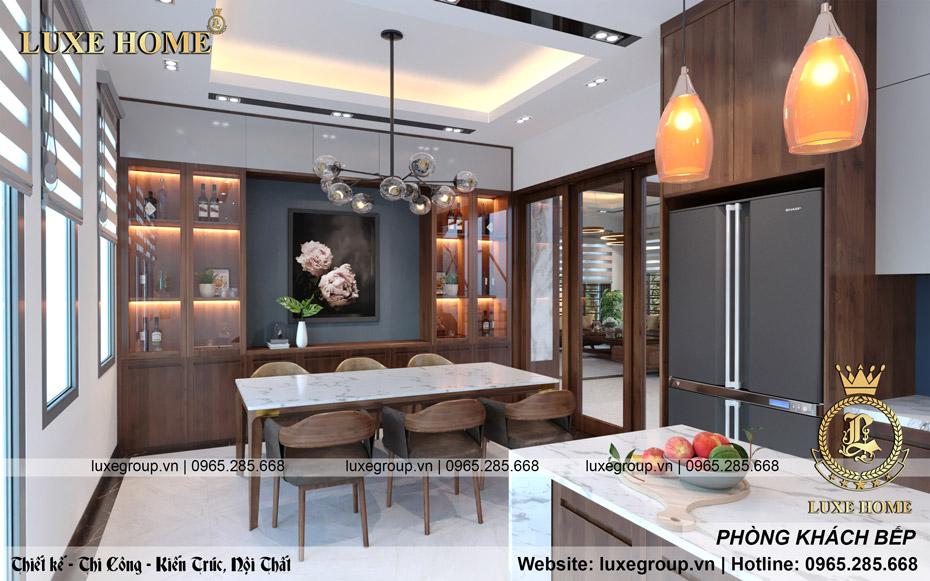 thiết kế nội thất biệt thự hiện đại bt 3117 05