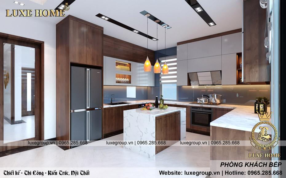 thiết kế nội thất biệt thự hiện đại bt 3117 06