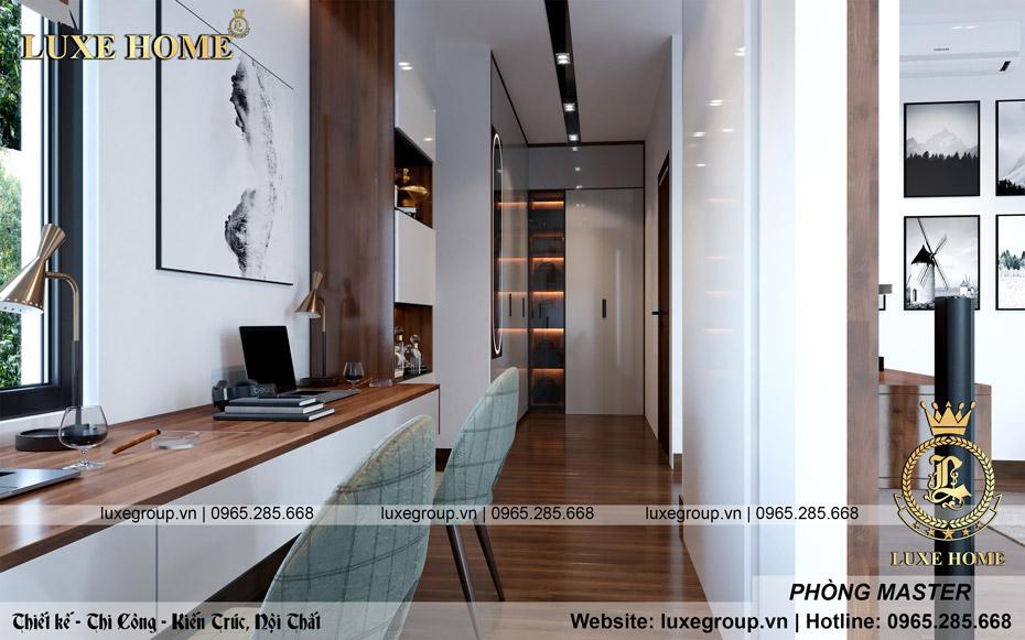 thiết kế nội thất biệt thự hiện đại bt 3117 09