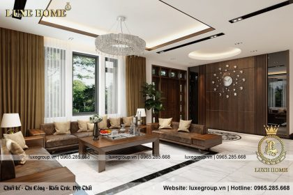 Mẫu Thiết Kế Nội Thất Biệt Thự Sang Trọng – NT 1119 Luxe Home