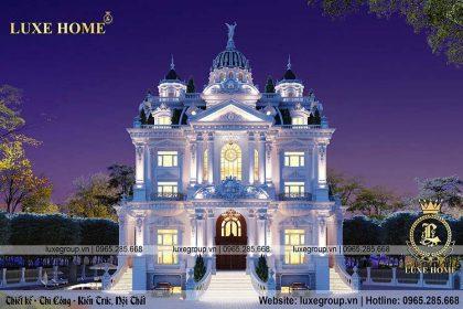 lâu đài cổ điển đẹp ld 52224