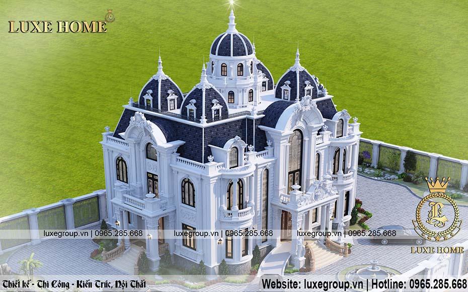 lâu đài tân cổ điển pháp ld 2208