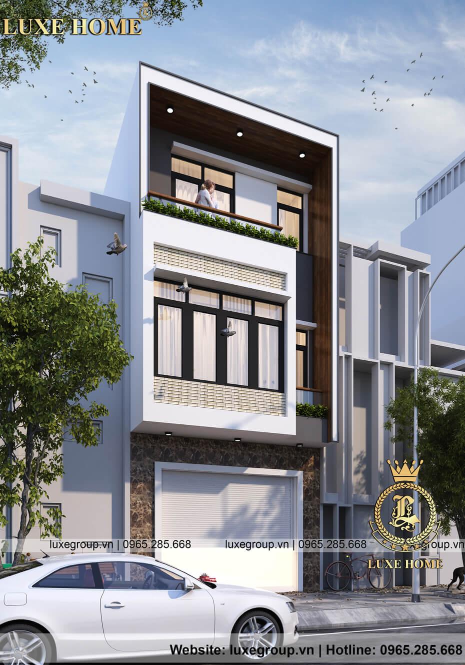 thiết kế biệt thự 3 tầng bt 31788