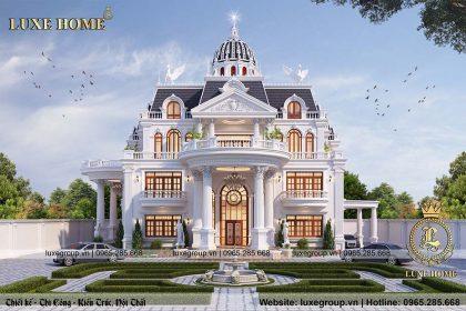 lâu đài pháp ld 3201