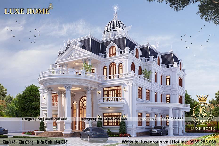 lâu đài tân cổ điển ld 3201