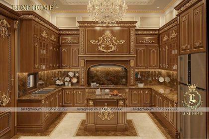 phong cách nội thất lâu đài đẳng cấp ld 3333 07