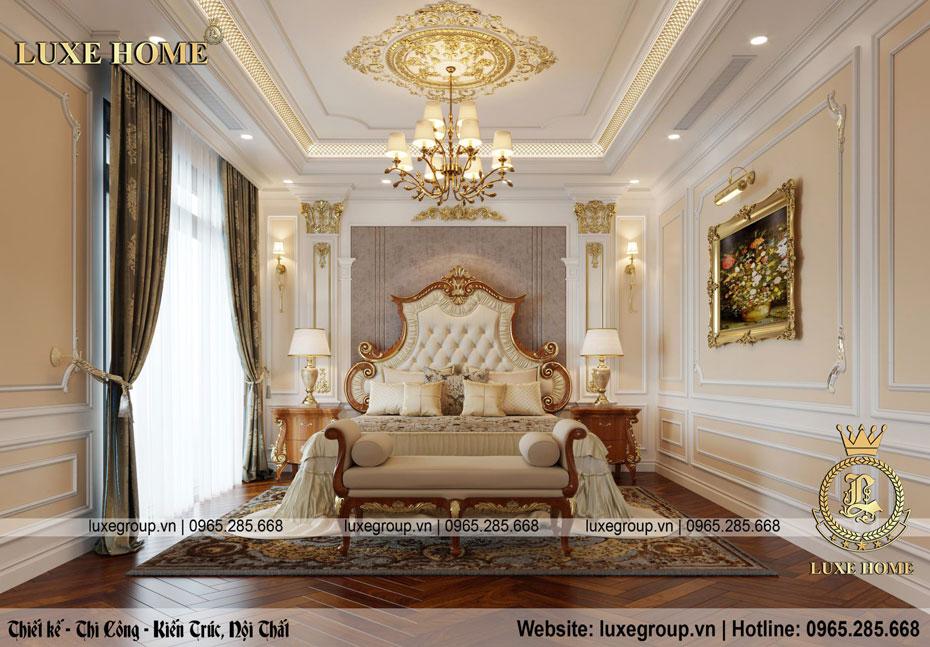 nội thất biệt thự tân cổ điển sang trọng bt 3246 12