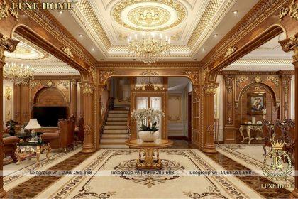nội thất cổ điển lâu đài ld 3254 03