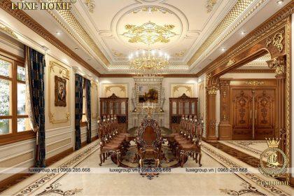 nội thất cổ điển lâu đài ld 3254 05