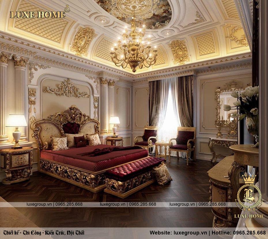 nội thất cổ điển lâu đài ld 3254 06