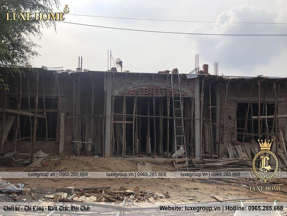 Giám Sát Thi Công Biệt Thự 3 Tầng Tại Ninh Bình – TC 3112